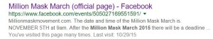 million mask movement
