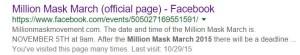 million mask movement