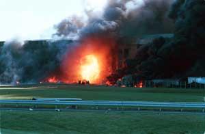 USA Terrorist Attack-Pentagon
